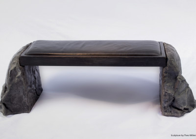 "Theo Willemse: ""Lava Bench"""